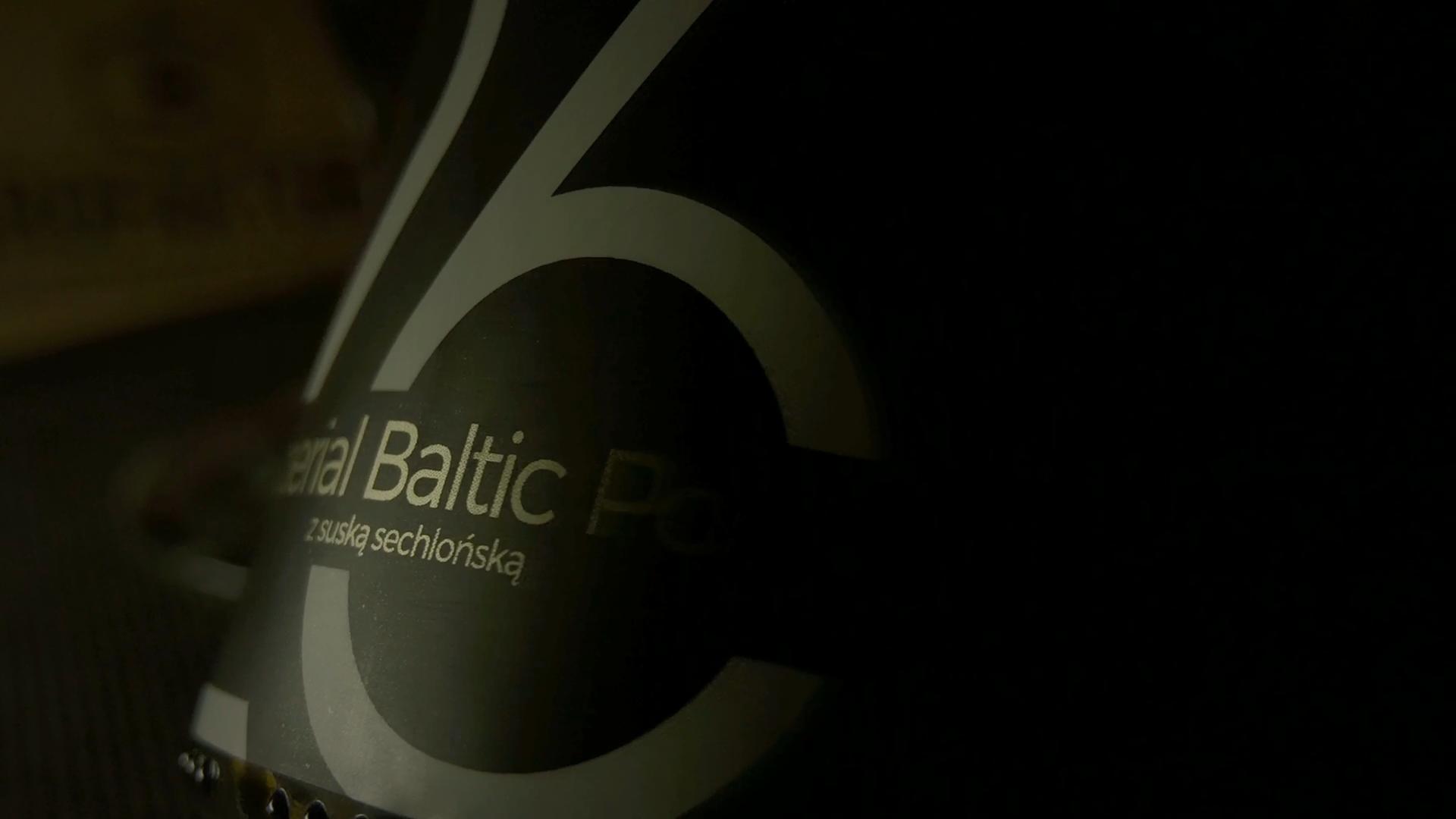 Imperial Baltic Porter - Brofaktura 2019